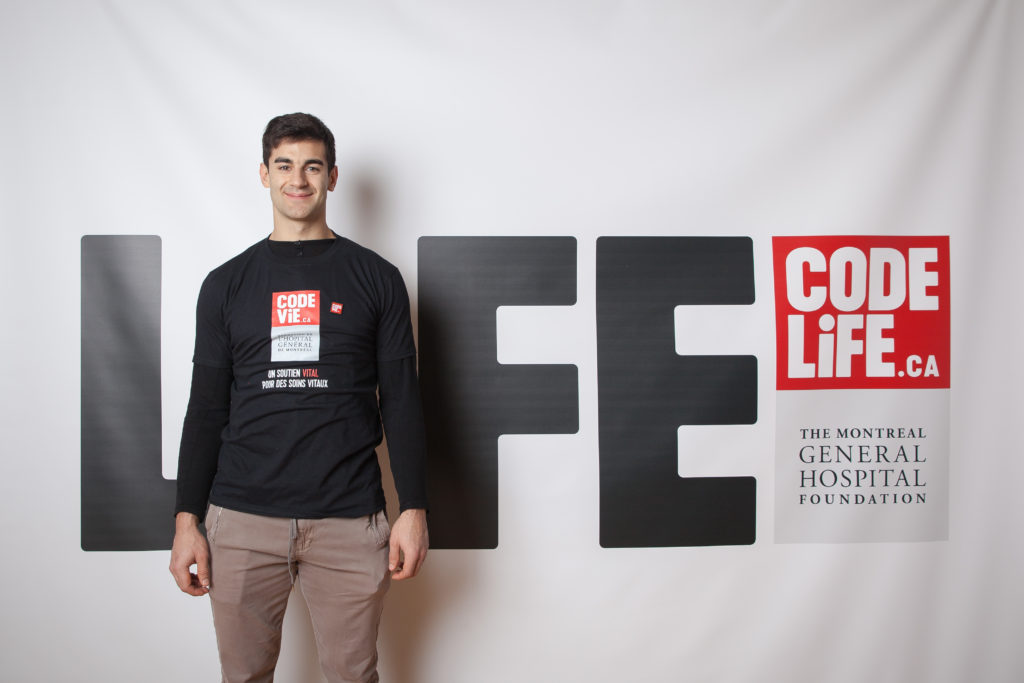Max Pacioretty and Code Life