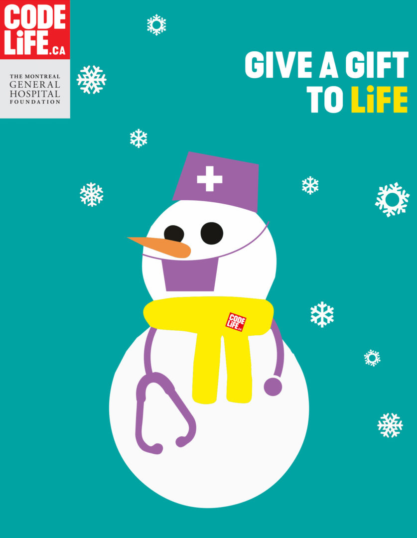 Code Life - Give a gift to life