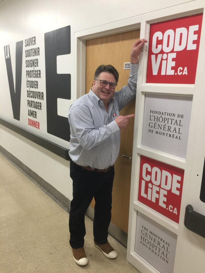 Terry DiMonte, a Proud Code Life Ambassador - Code Life