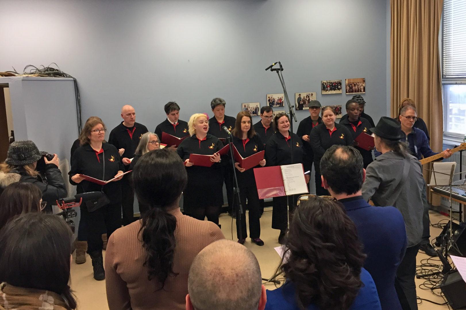 Code Vie : Inauguration du studio de musicothérapie