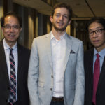 Mr. Wilson, Dr. Enrico Minnella and Mr. Bryant Chang