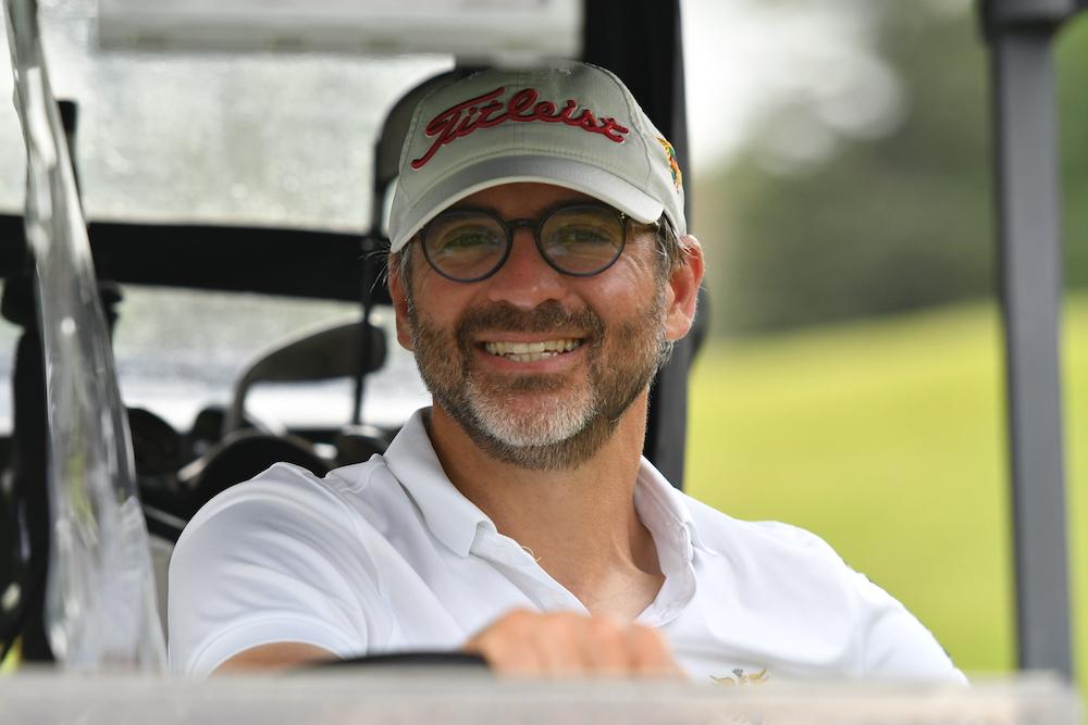 Dominic Costantini, co-président de l'événement